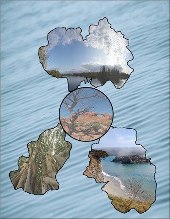 four lands